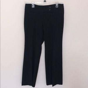 White House Black Market Legacy Black pant